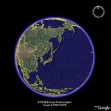 Google Earth – Beta (Version 4)を触ってみた