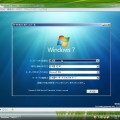 Windows 7 β1をインストールしてみた