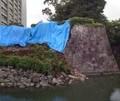 駿府城の石垣