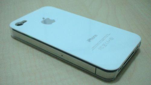 シンプルポップな定番iPhone4プラスチックケース
