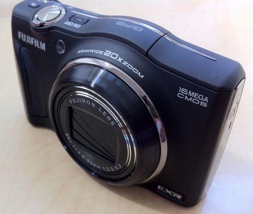 光学20倍ズーム・GPS機能搭載デジカメ「FUJIFILM FinePix F770EXR」を買ってみた