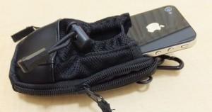 iPhone用にモバイルバッグを買ってみた