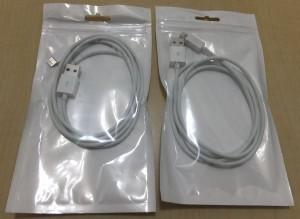非純正Lightning - USBケーブルを買ってみた