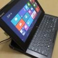 Windows8搭載スライド式Ultrabook「SONY VAIO Duo 11」を買ってみた