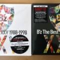 気合の入ったB'zベストアルバム「B'z The Best XXV 1988-1998 / XXV 1999-2012」を買ってみた