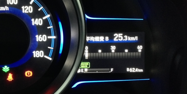 Fit3 平均燃費