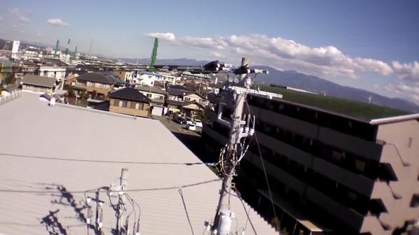 AR.Drone 2.0空撮