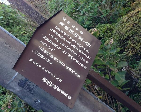 箱根旧街道入口