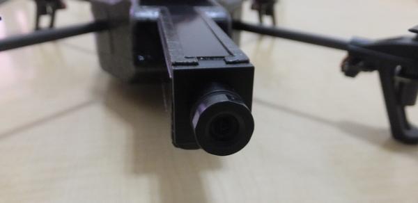 AR.Drone 2.0 カメラ