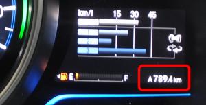 Fit3 燃費計