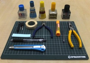 使用した工具