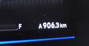 906.3km