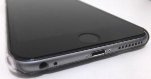 iPhone6 Plus 端まで貼れる保護フィルム