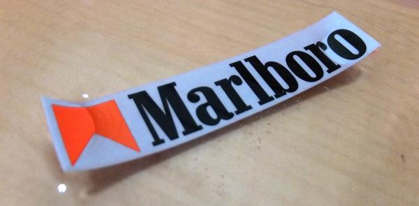 Marlboroロゴ