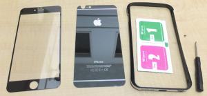 iPhone6 Plus バンパー、バックパネル、フロントパネル