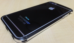 iPhone6 Plus 鏡面ガラスフィルム