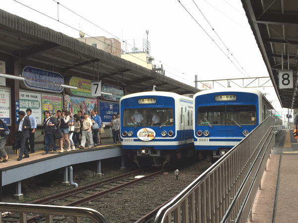 いずっぱこ(伊豆箱根鉄道)