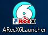ARecX6 Launcher