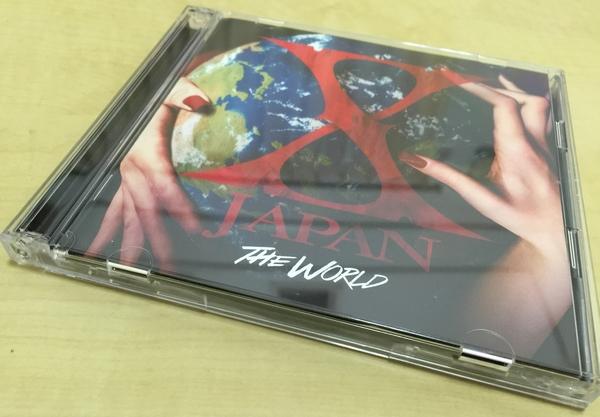 X JAPAN 初の全世界ベスト アルバム