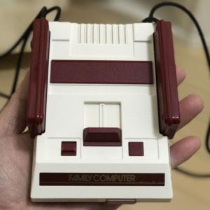 ニンテンンドー クラッシックミニ ファミリーコンピューター