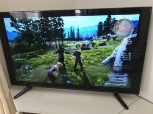 50V型 ULTRAHD TV 4K液晶テレビ