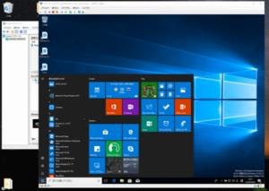 Windows10 ProのHyper-Vを使って、Windows 10仮想環境を構築