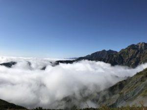 標高2190m付近